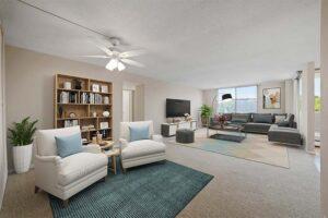 Wynnewood-House-Living-Room-2-bedroom-2-bathroom-rental