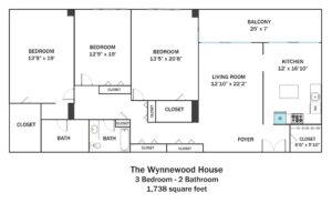 Wynnewood-3Bd-2Ba-1738sqft-floorplan
